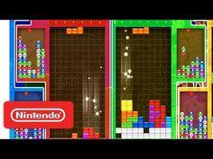 PUYO PUYO TETRIS Nintendo Switch Trailer