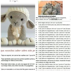 Buttercup Lamb curtain tieback crochet PATTERN right or - SalvabraniCuddly sheep amigurumi crochet pattern by Kristi Tullus My mom loved sheep and she would love this one!best 25 crochet bunny ideas on crochet bunnyImage gallery – Page 386535580492 Christmas Crochet Patterns, Crochet Animal Patterns, Crochet Patterns Amigurumi, Crochet Animals, Crochet Dolls, Amigurumi Toys, Crochet Sheep, Crochet Teddy, Crochet Pokemon