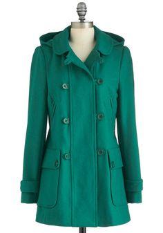 Really want this!! Corner Pocket Coat, #ModCloth