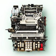 vintage mechanical calculators