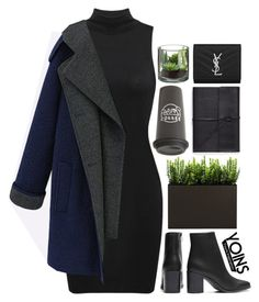 """""""Yoins 8.23"""" by emilypondng ❤ liked on Polyvore featuring Bynd Artisan, The Created Co., Yves Saint Laurent, yoins, yoinscollection and loveyoins"""