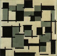 Composition XIII - Theo van Doesburg