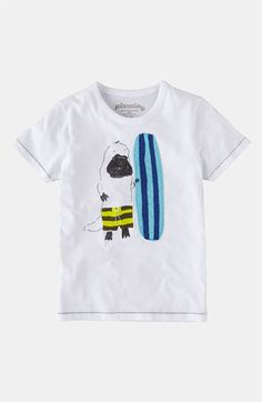 Johnnie b Graphic T-Shirt (Big Boys)   Nordstrom