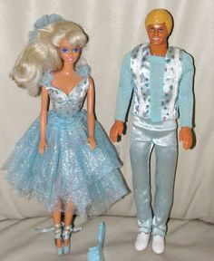 Ballet Barbie Doll and Ballet Ken Doll Ballet Outfits Shoes 1993 | eBay