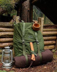 Surplus Militaire, Bushcraft, Bradley Mountain, Backpacks, Outdoor Living, Environment, Plants, Tools, Bag