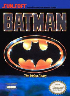 One of the hardest NES games of all time. Not sure why Bats was purple.