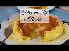 Receita de Pão-de-Ló de Alfeizerão - Clara de Sousa Cake, Cheese, Desserts, Youtube, Sponge Cake Recipes, Sweet Pastries, Conch Fritters, Bagel Recipe, Desert Recipes