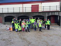 Friends of Redcar volunteers March 2015