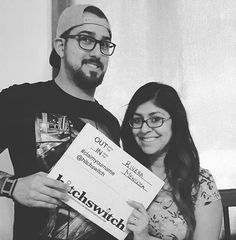 Congratulations on your name change @ariana_3616  #HitchSwitch #claimyourname