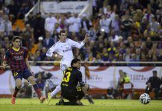 Gol de Bale, final de copa