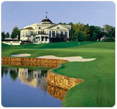 """Old Waverly Golf Club in West Point, Missississippi,  named to  """"America's 100 Greatest Golf Courses."""""""