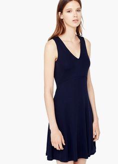 Flowy dress   MANGO