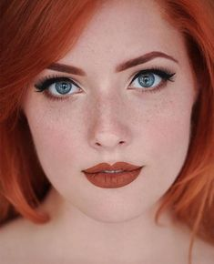 Beautiful Face Makeup In 2019 Redhead Makeup Beautiful Stunning Redhead, Beautiful Red Hair, Gorgeous Redhead, Beautiful Eyes, I Love Redheads, Hottest Redheads, Redhead Makeup, Makeup For Redheads, Red Hair Makeup