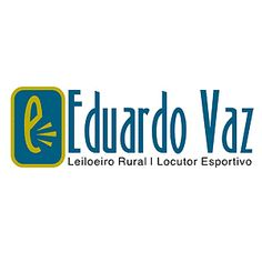 Fase W-Ad: Eduardo Vaz -Logomarca para o amigo leiloeiro e narrador esportivo