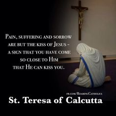 St. Mother Teresa