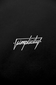 "its-a-living: ""Simplicity"" by: It's a living © Instagram: @Missy KramerThompson"