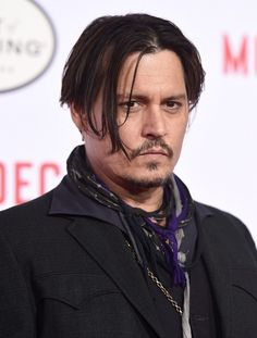Johnny Depp Tapped to Front Dior Fragrance Campaign