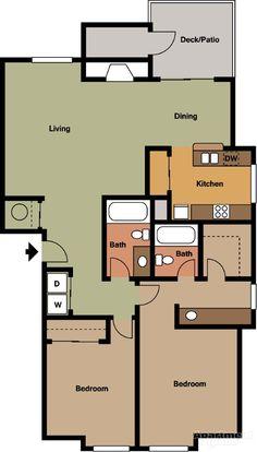 Copper Trail Apartments Lacey Wa