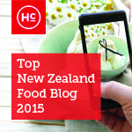 Top New Zealand Food Blog 2015 - That's us! Read more at fresh.co.nz