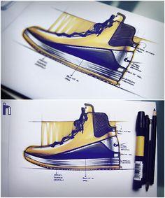 #Roshan #Hakkim #Nike #sketch #bug #marker #design # footwear