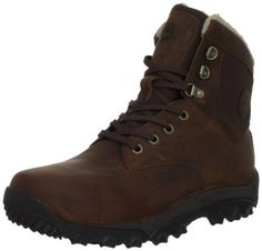 """Timberland Men's Earthkeepers Winter Mid Boot Timberland. $99.95. Anti-Fatigue footbed for all-day comfort. Premium waterproof full grain leather upper. Smartwool faux shearling lining for warmeth. Leather and fabric. Rubber sole. reflective insole board for additional warmth under foot. """"Green Rubber"""" 42% recycled rubber outsole"""