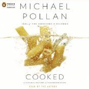 In Cooked, Michael Pollan discovers the enduring power of the four classical elements - fire, water, air, and earth - to transform the stuff of nature into delicious things to eat and drink. Pollan learns how to grill with fire, cook with liquid, bake bread, and ferment everything from cheese to beer. In the course of his journey, he discovers that the cook occupies a special place in the world....