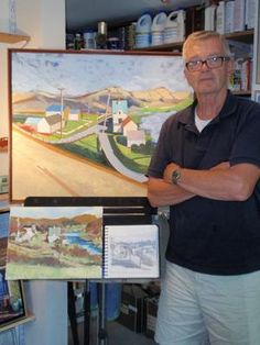 @PaulKelly: A #Provincetown artist evolving his own way | @WickedLocal #art #culture #ptown