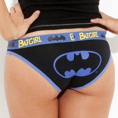 Purple batman panty