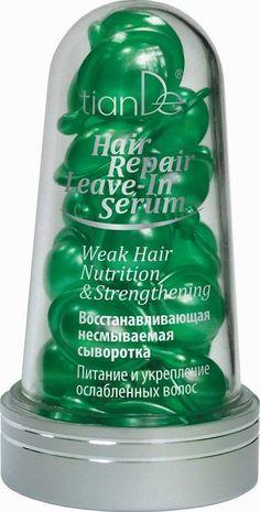 Hair Regenerating Serum 15 pcs by #TianDe #HairCare