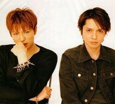 Gackt x Hyde.