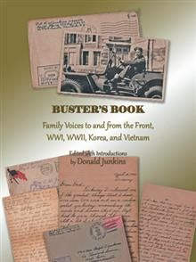 Providing insight in a family's history against the backdrop of major world wars, Buster's Book offers a collection of more than a thousand letters exchanged during the twentieth century as young men provided service to their country.