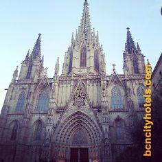 ¡Siempre impresionante la Catedral de #Barcelona! / Always amazing Barcelona's Cathedral!