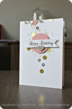 Geburtstagskarte....
