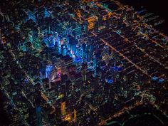 These Extraordinary Aerial Photographs Capture the Pulse of New York City  - Esquire.com