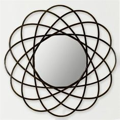 Safavieh MIR4005 Galaxy Wall Mirror