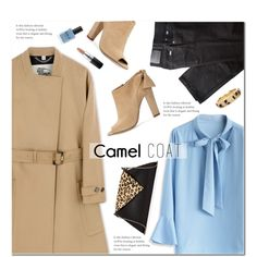 How To Wear Wear a Camel Coat! Outfit Idea 2017 - Fashion Trends Ready To Wear For Plus Size, Curvy Women Over 20, 30, 40, 50