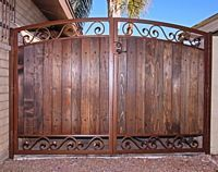 Enclosures Features u0026 Benefits & Outdoor Entryway Gate by First Impression Security Door | BEAUTIFY ...