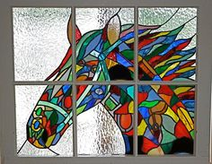 Rainbow - Delphi Stained Glass Artist Gallery