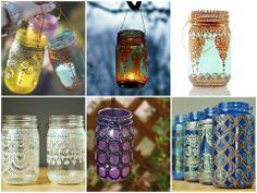 Verniz Vitral para colorir os vidros e Tinta relevo para os arabescos