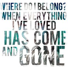 The Color Morale lyrics Hold On Pain Ends