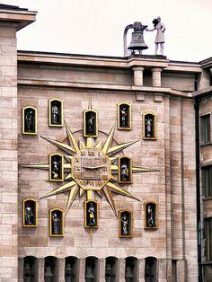 Brussels - Le Carillon du Mont des Arts