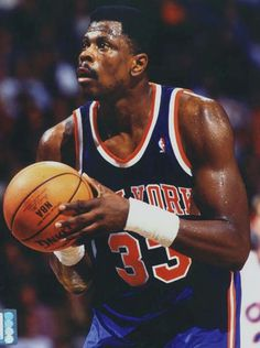 Never achieving the Holy Grail of the NBA, Ewing came painfully close. He led the Knicks all the way to the NBA Finals in 1994 but lost to the Hakeem Olajuwon-led Houston Rockets in seven games, which avenged a loss by Olajuwon's Houston Cougars to Georgetown in the 1984 NCAA championship game.