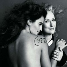 Meryl Streep with Penelope Cruz
