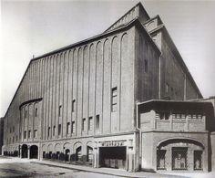 Hans Poelzig, Großes Schauspielhaus, 1919