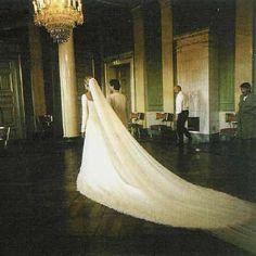 Mette-Marit Tjessem Hoiby - August 25, 2001 - married Crown Prince Haakon of Norway
