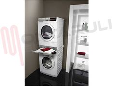 36 Best home lavatrice asciugatrice images | Bath room, Laundry Room ...