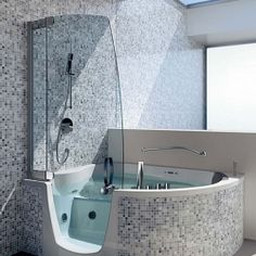 Ultimate Relaxation: Beautiful Corner Whirlpools by Teuco