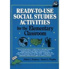 best social studies activities book ever! just got mine today in the mail