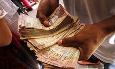 Explosión monetaria y descalabro de la producción llevaron a la hiperinflación a Venezuela