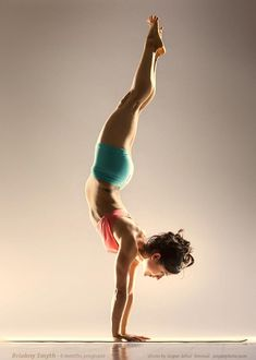 Branding may appear with (or over) aspirational fitness photography e.g. yoga poses, toned bodies.